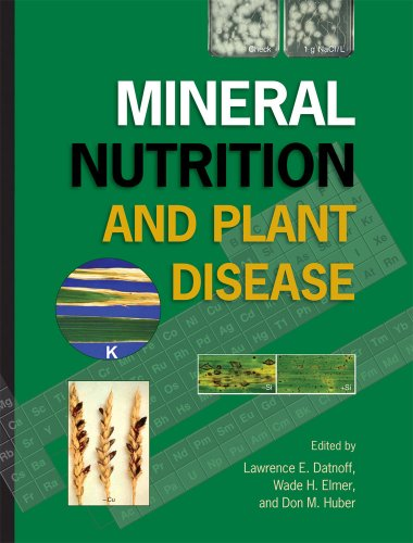 Mineral Nutrition Plant Disease