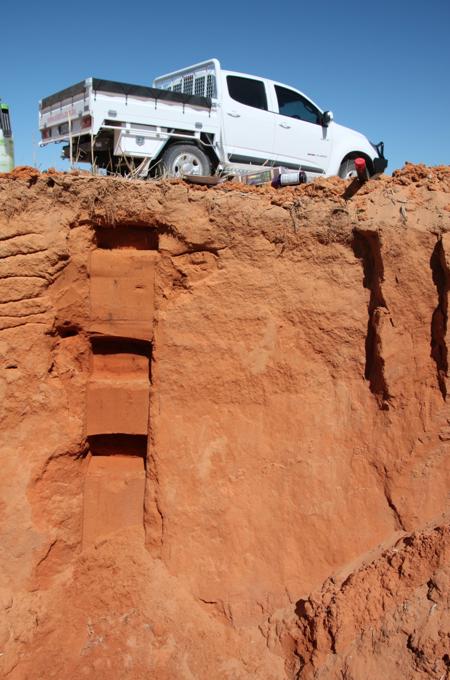 Mallee Sand Deep Ute